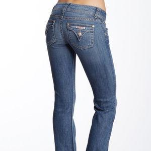 HUDSON Jeans Signature Bootcut Jeans HACKNEY / 25
